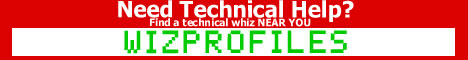 WizProfiles.com - Find tech gurus, wizkids, computer repairers and gadget gurus near you.